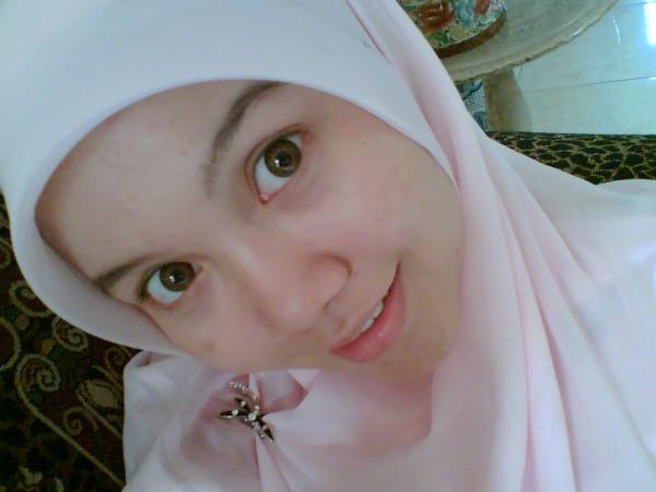 Cantik jilbab