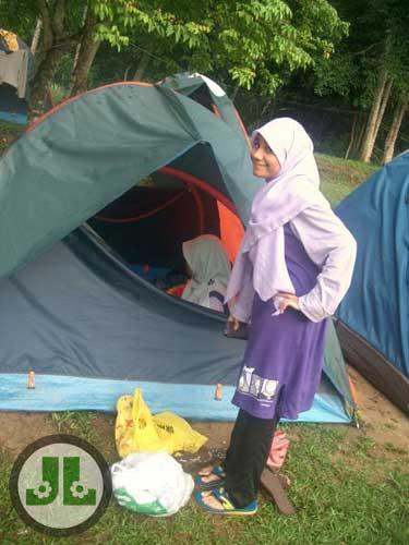 Sara Jay Camping