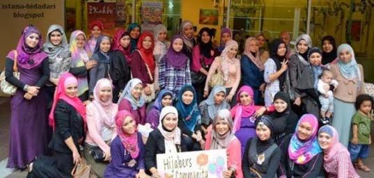 Komunitas Hijabers Sabah